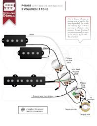 pj bass wiring diagram diagram wiring diagrams for diy car repairs