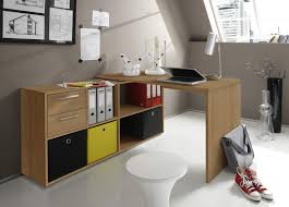Schreibtisch Extra Lang Schreibtisch Winkelschreibtisch Mit Sideboard Computertisch