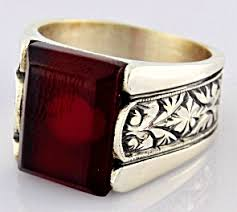 men ring sterling silver 925 men ring ethnic design with