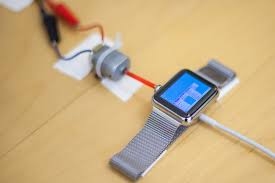 nicklee would you believe it they u0027ve put windows on the apple watch inverse