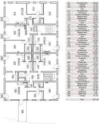 Willis Tower Floor Plan by Storey