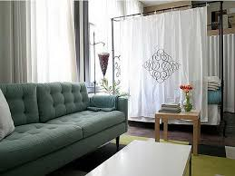Room Divider Decor - pleasant studio room divider decoration bedroom with studio room