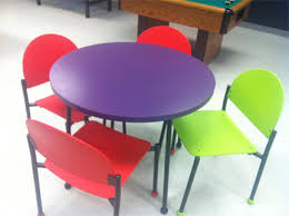 table for children s room pediatric office furniture com sells the bola children s table in