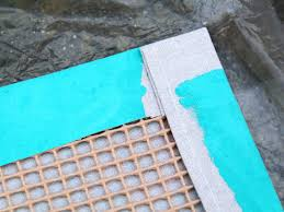 Bright Blue Rug How To Stencil Paint An Outdoor Rug How Tos Diy