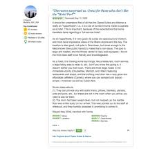 opera tower front desk number reviews
