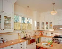 two arts u0026 crafts kitchens bungalow basic u0026 adirondack spirit