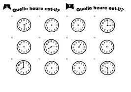 free worksheets time worksheets in french free math worksheets
