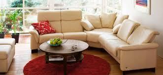 stressless canapé canapé d angle contemporain en cuir 5 places paradise ekornes