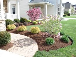 Front Yard Landscape Designs by Outdoor U0026 Garden Outdoor Home Decor Ideas With Front Yard