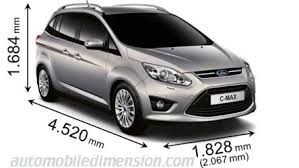 ford focus c max boot space is a ford s max much bigger than a vw touran singletrack forum