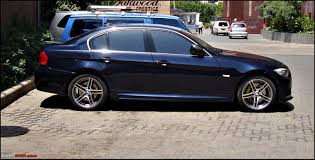modified bmw pics tastefully modified cars in india page 4 team bhp
