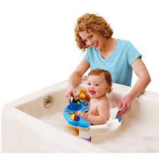 siege de bain interactif 2en1 siège de bain interactif vtech jouets 1er âge jouets de bain