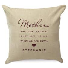 personalized home decor gifts mother mother pillow mothers day personalizedifts bedroom photo