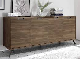 Sideboard Walnut Sideboard By Lc Mobili 4 Doors Walnut