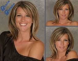 images of the back of laura wright hair 20 best medium hair cuts with bangs hairstyles haircuts 2016