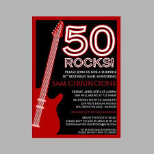 rock and roll birthday clipart 59