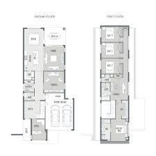 Duplex Floor Plan by Dual Occupancy House Plans Google Search Townhouses