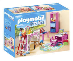 playmobil city 9270 chambre d enfant dreamland