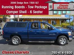 dodge trucks used for sale sold used truck near me 2006 dodge ram 1500 slt with running