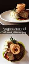thanksgiving mashed potatoes and gravy vegan meatloaf plant craft