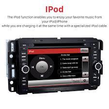 gmc sierra dvd player gps navigation system with radio tv bluetooth