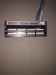 surprising network patch panels cat6 cool panel design network