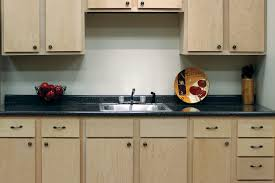 Natural Birch Kitchen Cabinets Modern Island Style White Kitchen - Birch kitchen cabinet