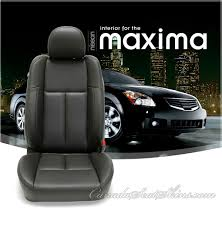 Maxima 2014 Interior 2009 2014 Nissan Maxima Custom Leather Upholstery
