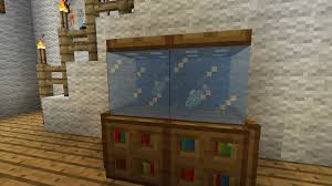 Bed Room Stuff Cool Things For Mcpe Cool Things For Your by Minecraft Furniture Decoration A Minecraft Fish Tank