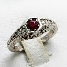 engagement ruby rings images Best vintage ru engagement rings rings ideas ruby wedding rings jpg