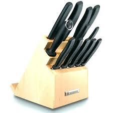 bloc couteau cuisine set de couteaux de cuisine couteau bloc meteor pradel set de couteau