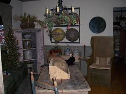 colonial and early american decorating ideas