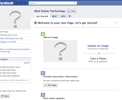 create facebook fan page how to set up a facebook fan page wav group consulting