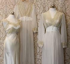 wedding peignoir sets 507 best vintage peignoir sets images on lace