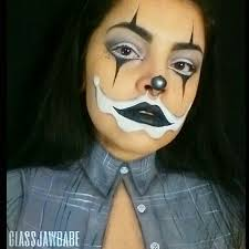 Body Painted Flannel Shirt Chola Makeup For Halloween Follow Me