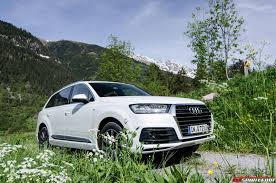 audi jeep 2016 2016 audi q7 review gtspirit