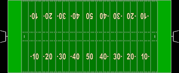 free football field clipart pictures clipartix
