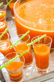 fruit punch in orange color stock photo picture and royalty free