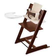 Stokke Care Changing Table by Stokke Tripp Trapp High Chair Bundle Walnut
