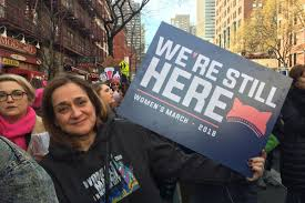 women s women s march the 2018 marches show the movement s endurance vox