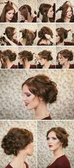 Hochsteckfrisurenen Mit Locken Selber Machen by Festliche Hochsteckfrisuren Haare Frauen Hairstyle