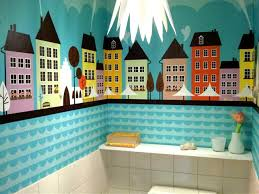 Best 20 Kids Bathroom Paint by 20 Best Wallpapper Images On Pinterest Wall Design 3 4 Beds And