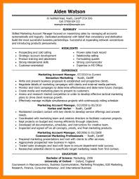 Resume Objective Account Manager 7 Business Resume Objective Self Introduce