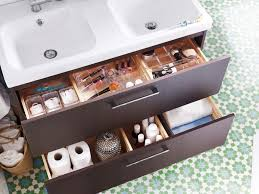 Bathroom Corner Cabinet Ikea by Bought This Vanity And The Drawer Organizers Love It Kamer
