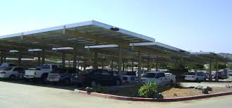 Solar Canopy by Cleantech San Diego Solar Parking Canopies Exceed Savings