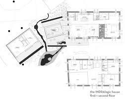 home alone house floor plan passive house the carmic house