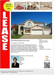 real estate flyer examples is there a demand for