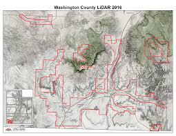 Washington County Map 2017 Washington County Lidar Elevation Data