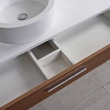 Bathroom Vanity Units With Basin by The Edge Luxury Milano Stone Bathroom Vanity Wall Mounted