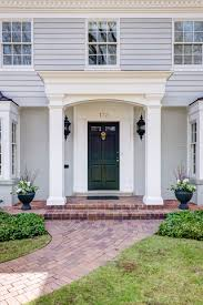 feature friday painting exterior of home gray 132 tudor pl